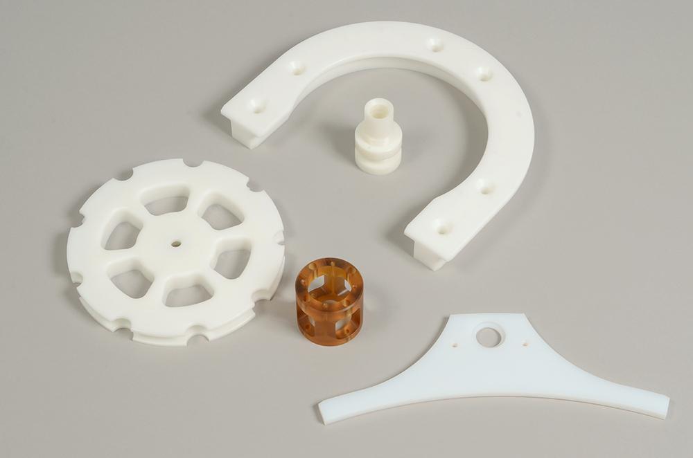 Aurora Technologies, Inc. Machined Parts