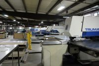 ATI Inc. Punched Parts Machine