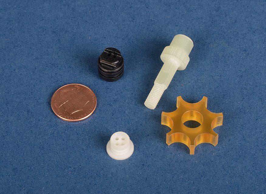 ATI Inc. Machined Parts