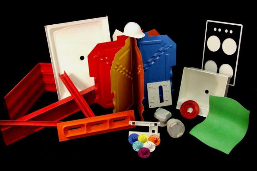 ATI Inc. Compression Molding of Custom Parts