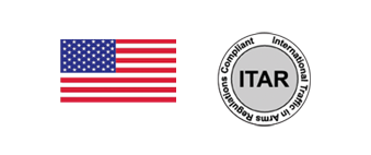 ATI Inc. Flag Logo and ITAR