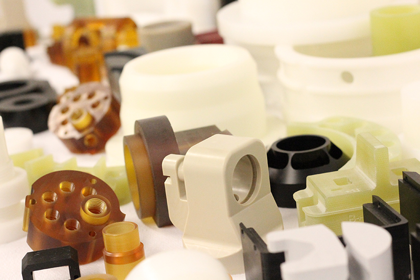 Machined Parts by Aurora Technologies, Inc.